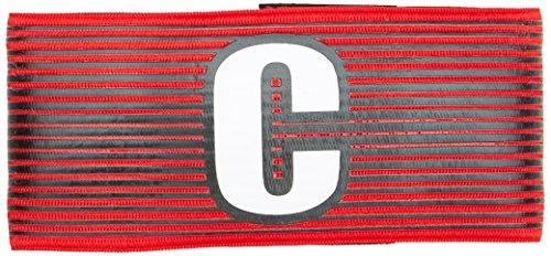 JAKO Spielführerbinde (C), Rot, One Size