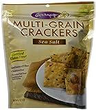 Bánh quy giòn đa hạt Crunchmaster, Muối biển, 4,5 Ounce (Gói ...