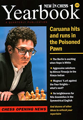 New in Chess Yearbook 139: Chess Opening News