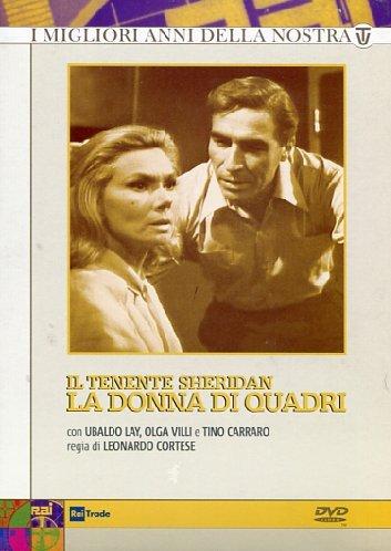 Il Tenente Sheridan La Donna Di Quadri (Box 3 Dvd)