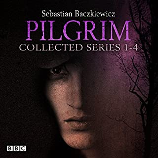 Couverture de Pilgrim: The Collected Series 1-4