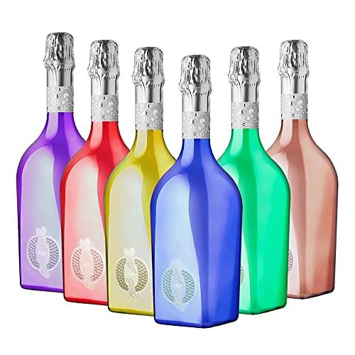 6 bottiglie OTELLO DRY 2 WINW COLOR THERAPY Spumante Brut - Cantine Ceci (vendita solo in Italia)