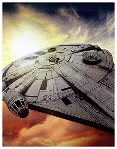 Solo: A Star Wars Story Steelbook [2Blu-Ray]+[Blu-Ray 3D] [Region Free] (IMPORT) (No hay versión española)