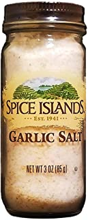 Spice Islands Garlic Salt, 3 oz. (2 pack)