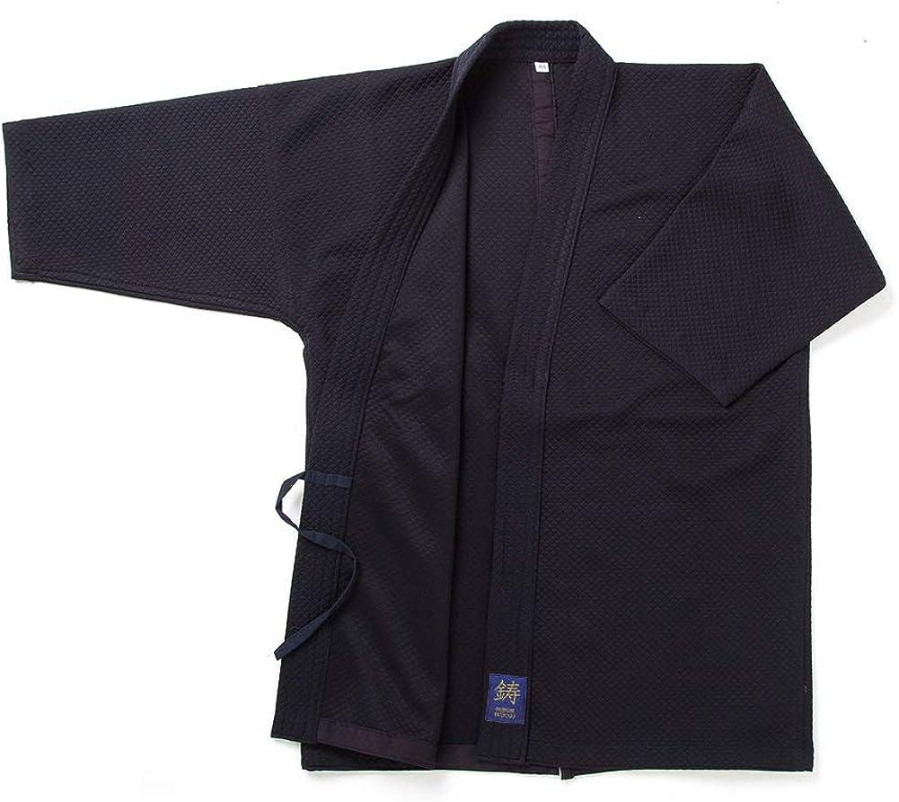 5 ☆ very popular IKENSHI Keikogi Ultralight Kendo Gi All low-pricing Arts Season Navy Martial