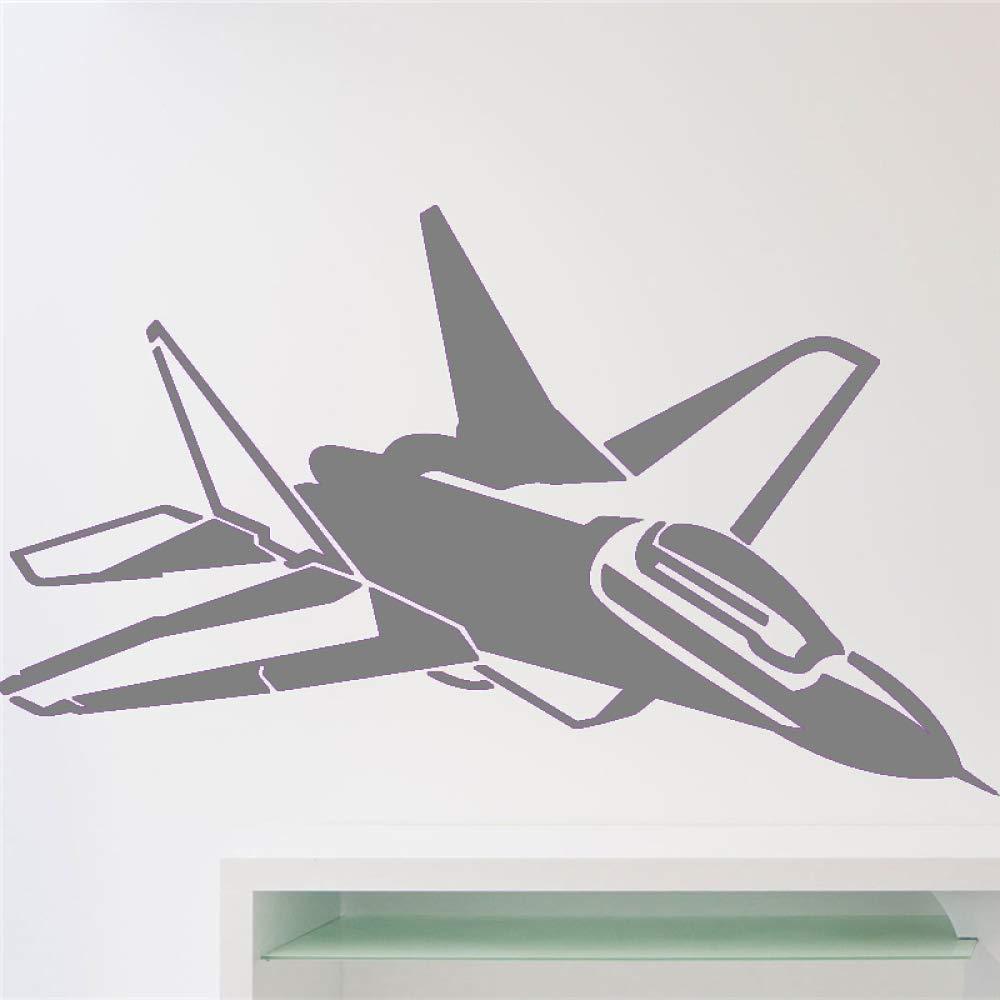 yaoxingfu Avión de Combate de Aviones de Combate Calcomanía de ...