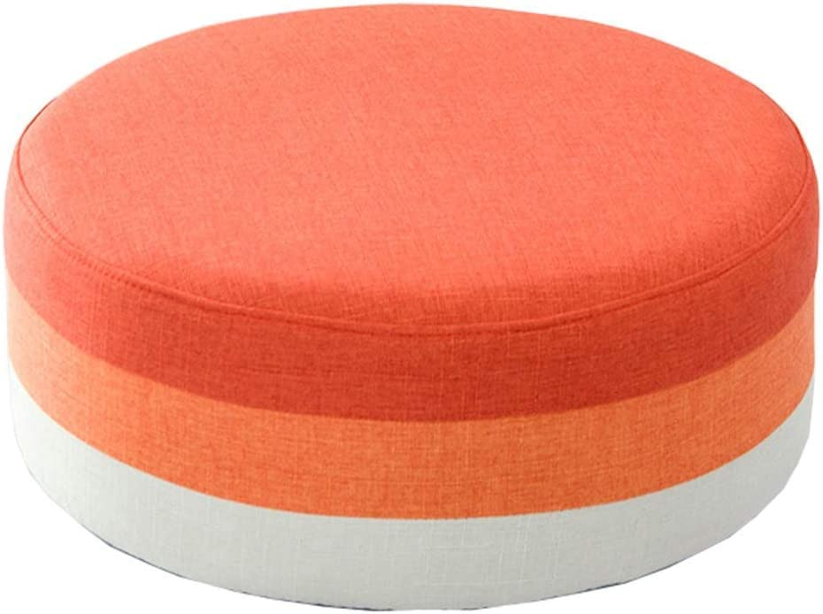 Special sale item WXXSL Fabric 2021 autumn and winter new Ottoman Round Sofa Sto Upholstered