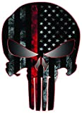Nostalgia Decals American Punisher First Responders Decal (3' x 2')