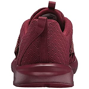 PUMA Women's Prowl Alt Knit Mesh Wn Sneaker cordovan-metallic gold 8.5 M US