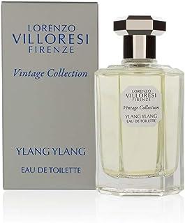 LORENZO Villoresi Firenze Vintage Coll. Ylang Ylang Unisex Eau de Toilette, 100 ml