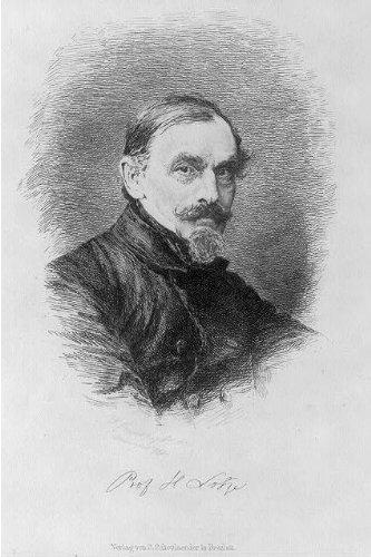 HistoricalFindings Photo: Rudolph Hermann Lotze,1817-1881,German Philosopher