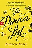 The Dinner List: Roman von Rebecca Serle