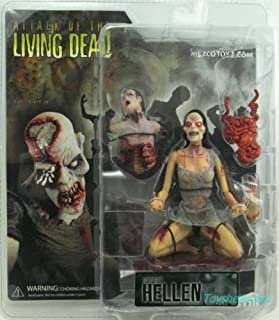 Attack of The Living Dead Hellen Action Figure (Colour May vary) by Mezco