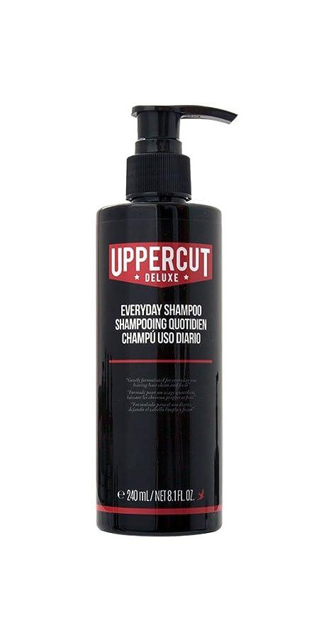 戸棚ロック解除次UPPERCUT DELUXE(アッパーカットデラックス) EVERYDAY SHAMPOO シャンプー 男性用 リコリス メントール 240ml