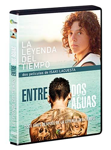 Pack La Leyenda Del Tiempo - Entre Dos Aguas [DVD]