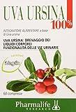 Pharmalife Uva Ursina 100%, 60 Compresse