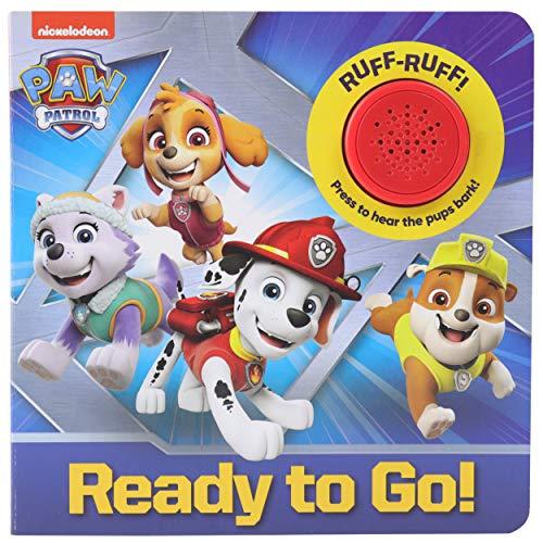 Nickelodeon Paw Patrol: Ready to Go! (Play-A-Sound)