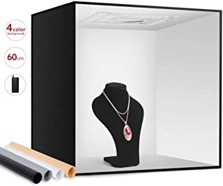 ESDDI Photo Studio Light Box 24