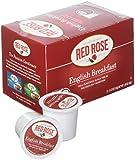 Red Rose English Breakfast Tea - 12 Single...