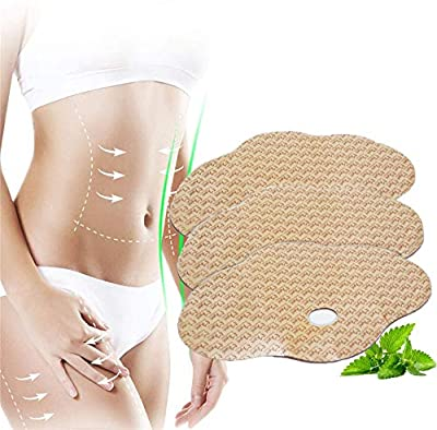 10pcs Slim Patch, Weight Loss Sticker, Slimming Sticker, Belly Slimming Patch, Belly Fat Burner, Fat Burning Slimming Patches, Natural Ultimate Body Wrap Weight Loss Fat Burner and Cellulite Removal