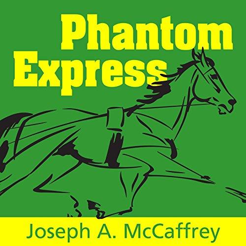 Phantom Express audiobook cover art