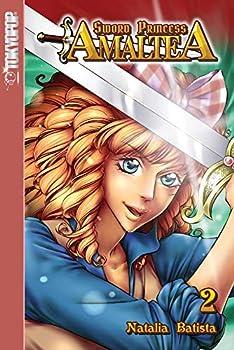 Sword Princess Amaltea Volume 2 manga  English   Sword Princess Amaltea manga