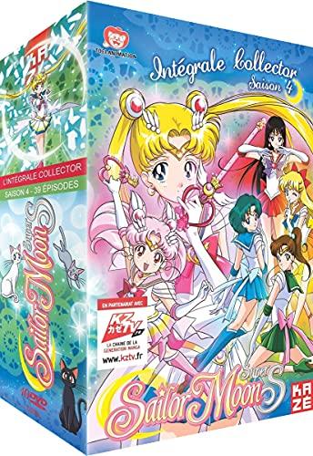 Sailor Moon Super S-Saison 4-Intégrale [Édition Collector]