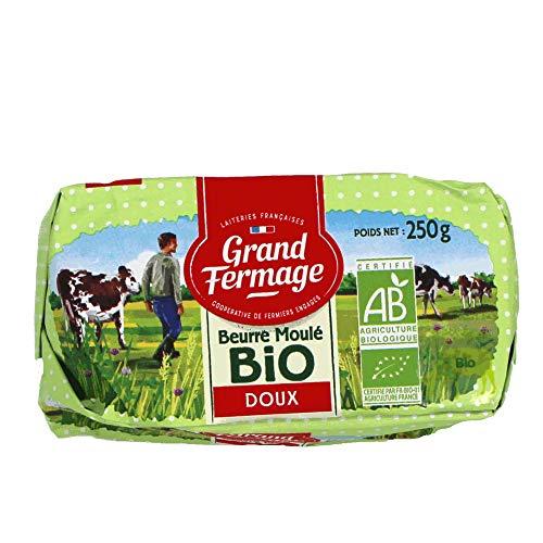 グランフェルマージュ『バイオ・グラスフェッドバター 無塩 』