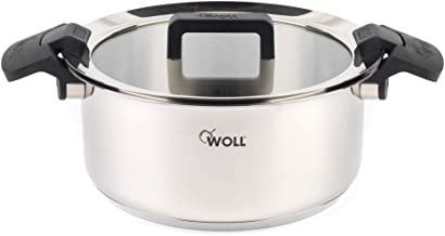 volume Woll Concept 920NC Saucepan Stainless Steel Suitable for ...