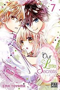 Our Little Secrets Edition simple Tome 7