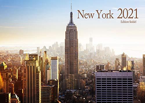 Edition Seidel New York Premium Kalender 2021 DIN A3 USA Amerika Wandkalender