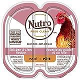 NUTRO Perfect PORTIONS Chicken & Liver Pate Entrée 24x75g