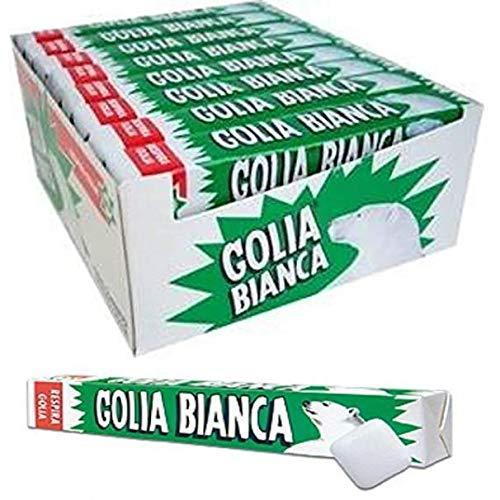 GOLIA BIANCA BONBON-MINZE 24STCK