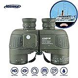 Aomekie Binoculars for Adults 7X50 Marine Military...