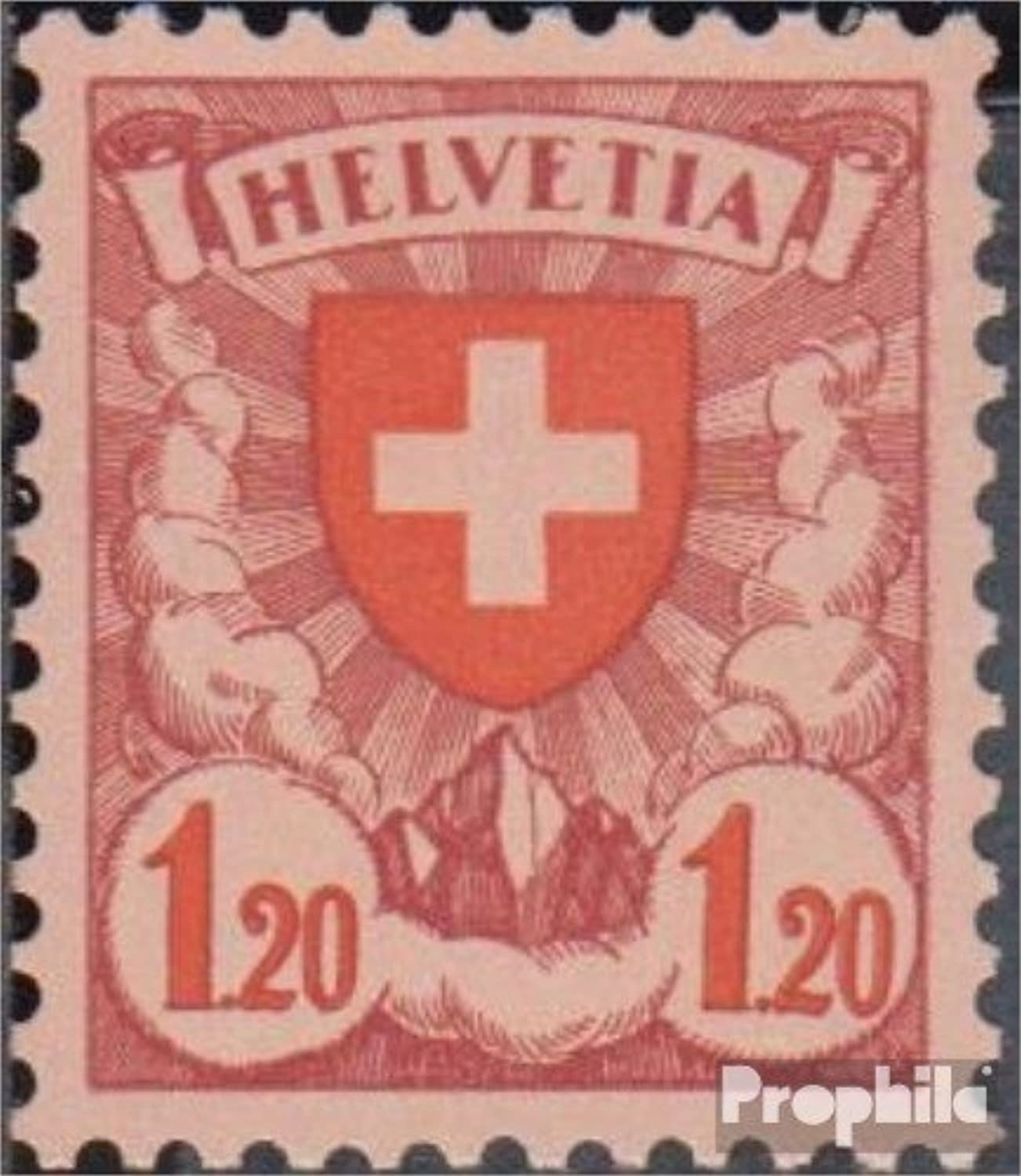 Switzerland 195y 1924 Crest (Stamps for collectors)