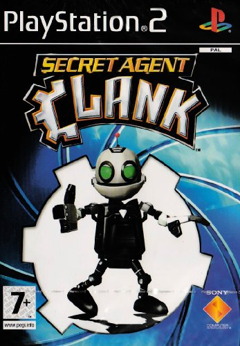 Secret Agent Clank (PS2) [import anglais]
