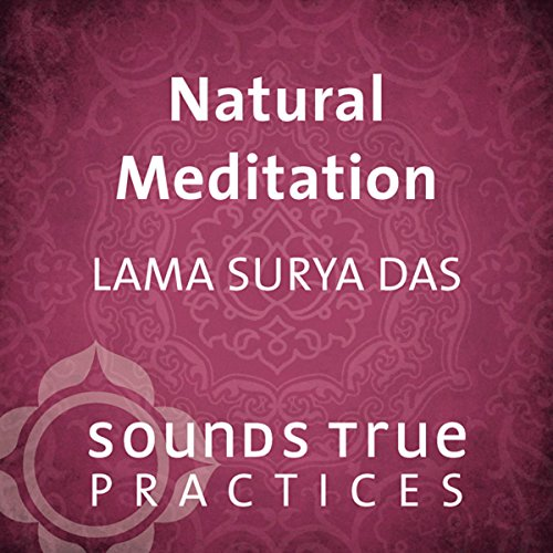 Natural Meditation  By  cover art