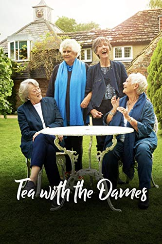 DVD - Tea with the dames (1 DVD)