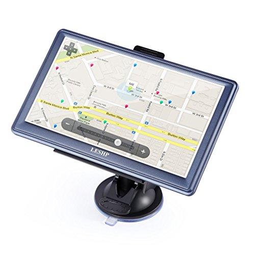 Navegador gps para coches leshp; footprintse / monitor de gran resolución.
