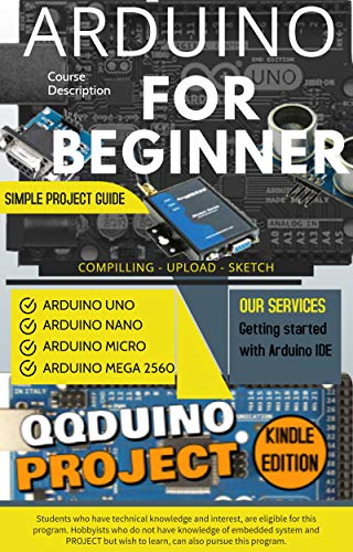 ARDUINO FOR BEGINNER : SIMPLE PROJECT GUIDE (English Edition)