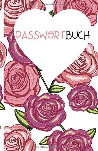 Passwortbuch: Passwort Notizbuch mit Register zum Organisieren aller Zugangsdaten, Praktisches Format A5 ,110 Seiten, Vatertagsgeschenk, Muttertagsgeschenk