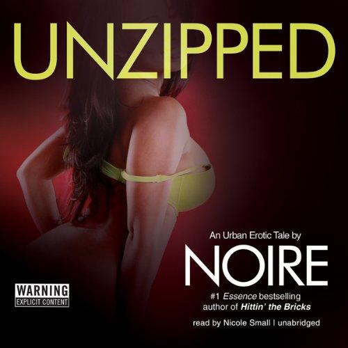 Unzipped cover art