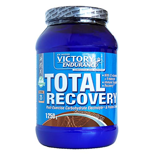 Weider Victory Endurance, Total Recovery, Sandía - 1250 gr (Chocolate)