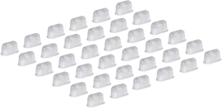 SupreGear 36-Pack Charcoal Water Filters Compatible for Cuisinart Coffee Machines, Replacement Water Filter Cartridges Cuisinart Coffee Maker Filter Refills Remove Impurities (36-Pack)