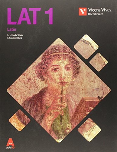 LAT 1 (Latin Bachillerato Aula 3d) - 9788468214559