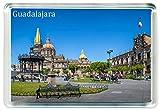 DreamGirl I249 Guadalajara Jumbo Imán para Nevera Mexico Travel Fridge Magnet