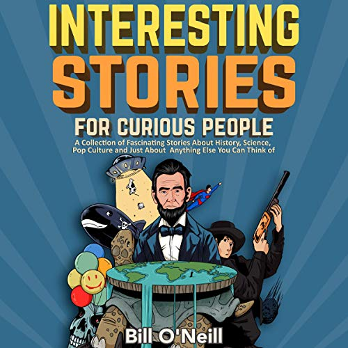 Interesting Stories for Curious People cover art