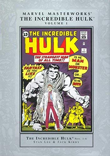 The Incredible Hulk, Volume 1 (Marvel Masterworks, Volume 1)