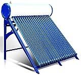 Duda Solar 180 Liter Standard Passive Water Heater Attached Pressurized Tank...