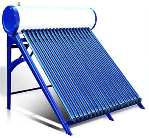 Duda Solar 150 Liter SUS304 Passive Water Heater Attached Pressurized Tank Evacuated Tubes Hot